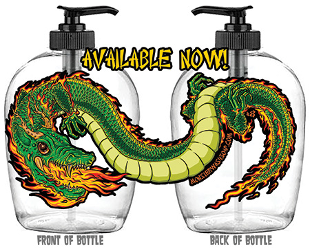 Green Dragon Available Now!